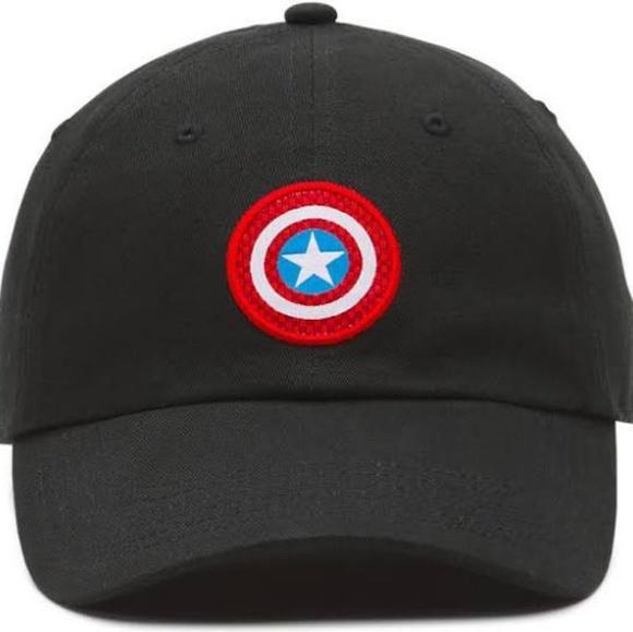 Vans Captain Marvel Hat 6f40579bb3b